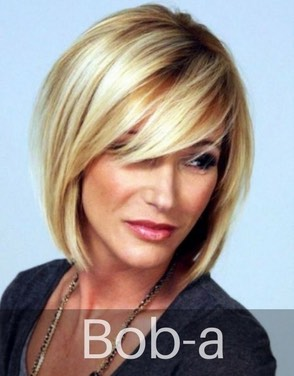 Layered Hairstyles For Women Over 50 93