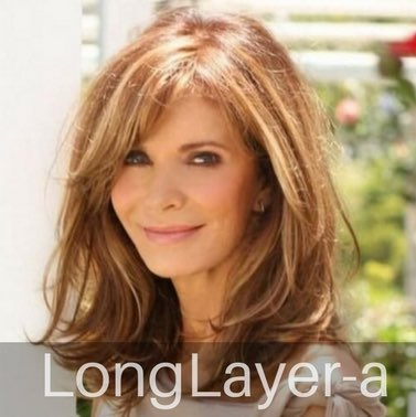 Layered Hairstyles For Women Over 50 67
